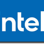 Intel shadow logo